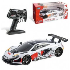 Car R/C mclaren Drifting GT3 with Rechargeable Battery 1/10 th