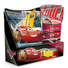 Kissenset mit Cars Disney Plaid