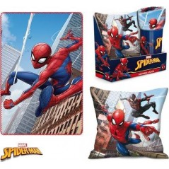 Marvel Spider-man Throw Cushion Set