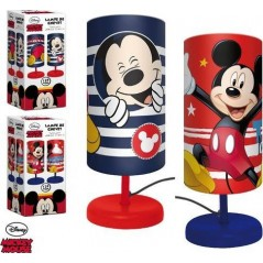 Mickey Bedside Lamp 29 cm Cylinder