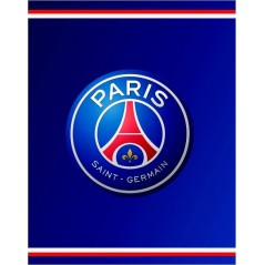 Paris Saint-Germain polar plaid - PSG