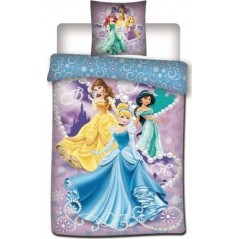 Princess Princess Duvet Cover Set + Princess Pillowcases