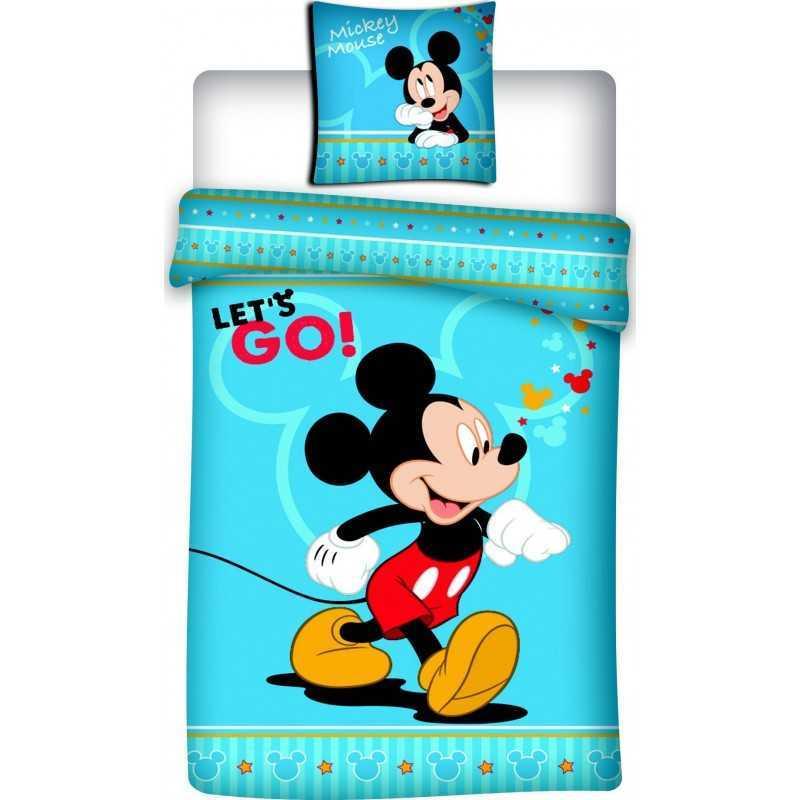 Set copripiumino Mickey