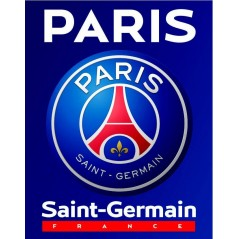 Plaid Fleece Paris Saint-Germain