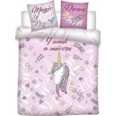Unicorn duvet cover set 2 Person