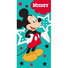 Cotton Mickey beach towel