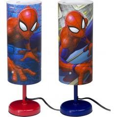 Lampe de Chevet Spider-man 29 cm en forme Cylindre