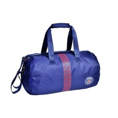 Sac de Sport polochon PSG Stadium 2 en noir – Collection officielle PARIS SAINT GERMAIN