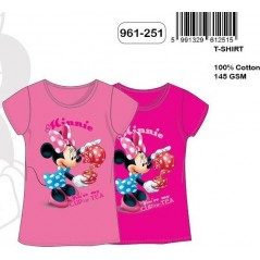 Minnie Short Sleeve T-Shirt