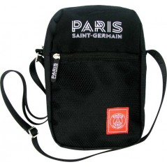 PSG Paris Saint-Germain Stadium 4 Official Bag in Black