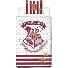 Harry Potter Duvet Cover Set In Cotton