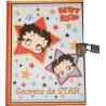 Carnet Secret Betty Boop