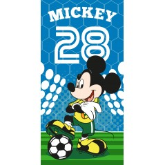 Beach towel Mickey