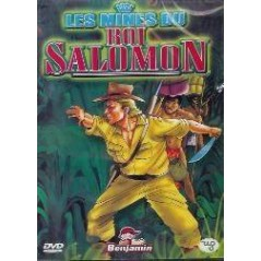 DVD LES MINIS DU ROI SALOMON