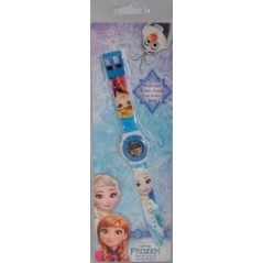 Montre La reine des neiges Disney