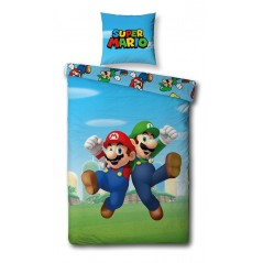 Duvet cover Super Mario Bros 100 % coton