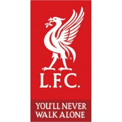 Beach towel Liverpool - L.F.C.