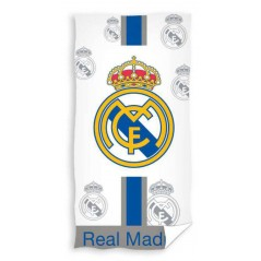 Beach towel Real Madrid Cotton