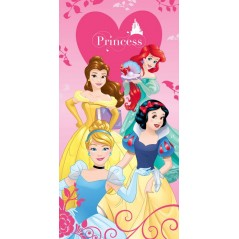 Beach towel Princess Disney