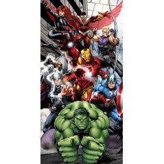 Avengers Marvel beach towel