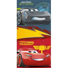 Beach towel Mcqueen Disney