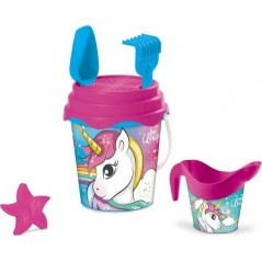 Unicorn beach bucket