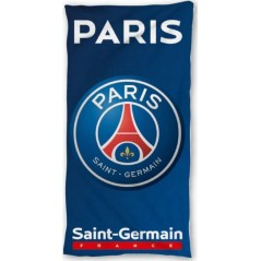 Beach towel Paris Saint-Germain France Cotton