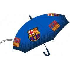 FC Barcelona Umbrella in Automatic Blue