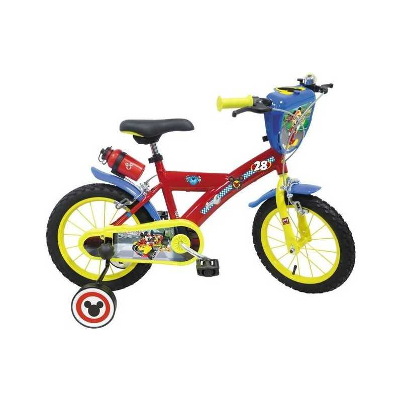 Bike Mickey 14 Inch Mickey Disney Mondo