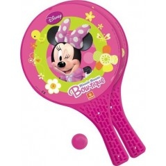Minnie Disney Beach and ball rackets