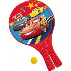 McQueen Disney Beach and ball rackets