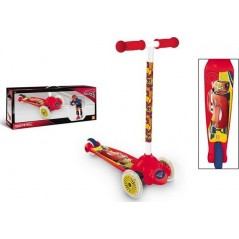 Patinette Cars - Twist & Roll Cars 3 Roues - Mondo