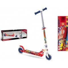 Trottinette Cars 2 Roues - Cars Disney