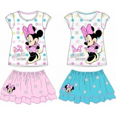 Set skirt + T-shirt Minnie Disney