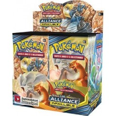 Pokémon Booster Sun and Moon ALLIANCE INFAILLIBLE