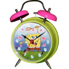 Metal alarm clock Spongebob