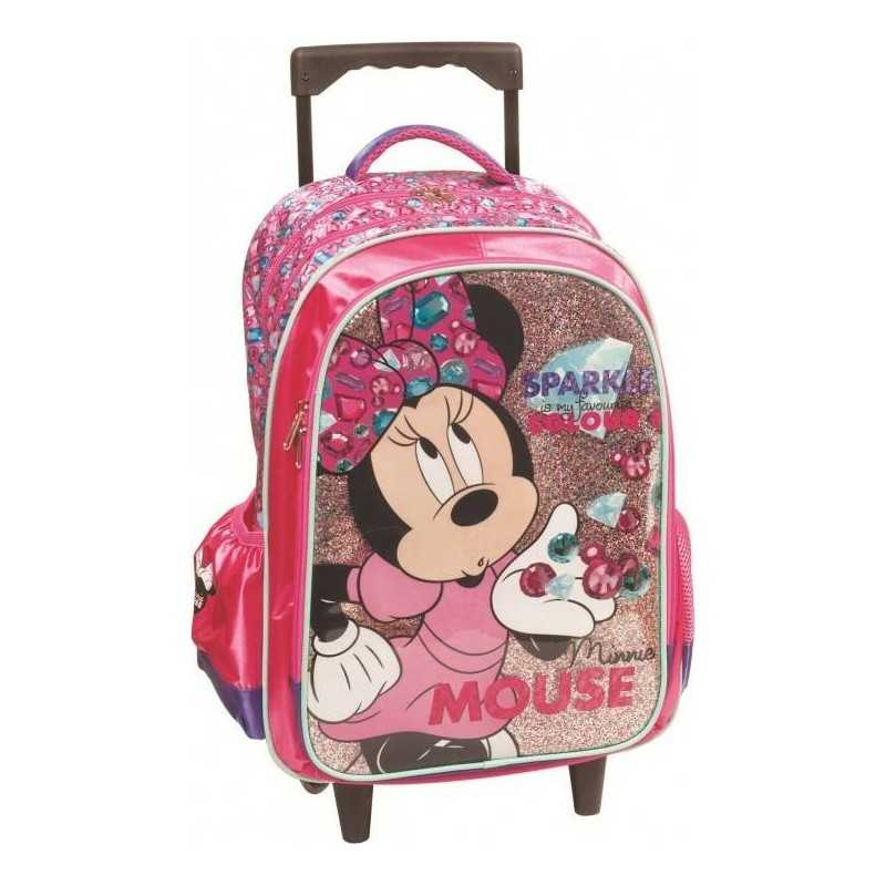 Disney Minnie Trolley Backpack 46 cm - Superior Quality