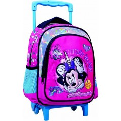 Minnie and Unicorn Trolley