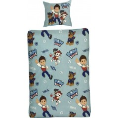 Paw Patrol Duvet cover + Pillowcase