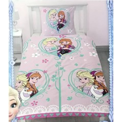 Frozen Duvet cover + Pillowcase - Polycotton