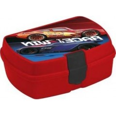 Cars Disney Pvc snack box