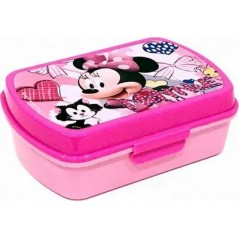 Minnie Disney Pvc snack box