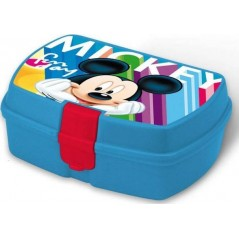 Mickey Disney Pvc snack box