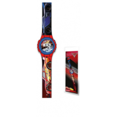 Cars Disney digital watch