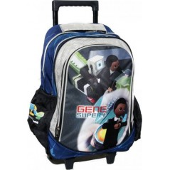 Playmobil Super 4 Trolley Backpack - Superior Quality