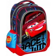 Disney Cars Backpack 43 cm - Qualità superiore