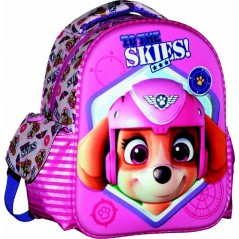 Paw Patrol 3D Backpack in Pink - Superior Quality