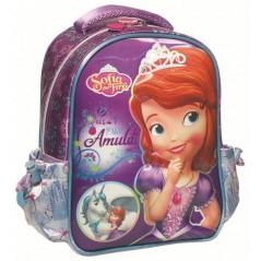 Sac à dos Princesse Sofia Disney 3D avec licorne en rose - Qualité supérieure