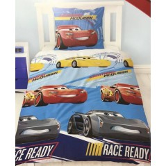 Disney Cars Duvet Cover Set - in Polycotton
