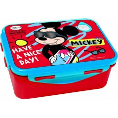 Mickey Disney snack box